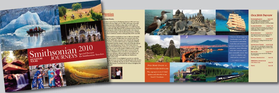 Smithsonian Journeys - Contact Us