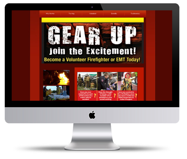 Frederick County Gear Up website