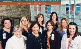 Meritus Health Nursing Annual Report