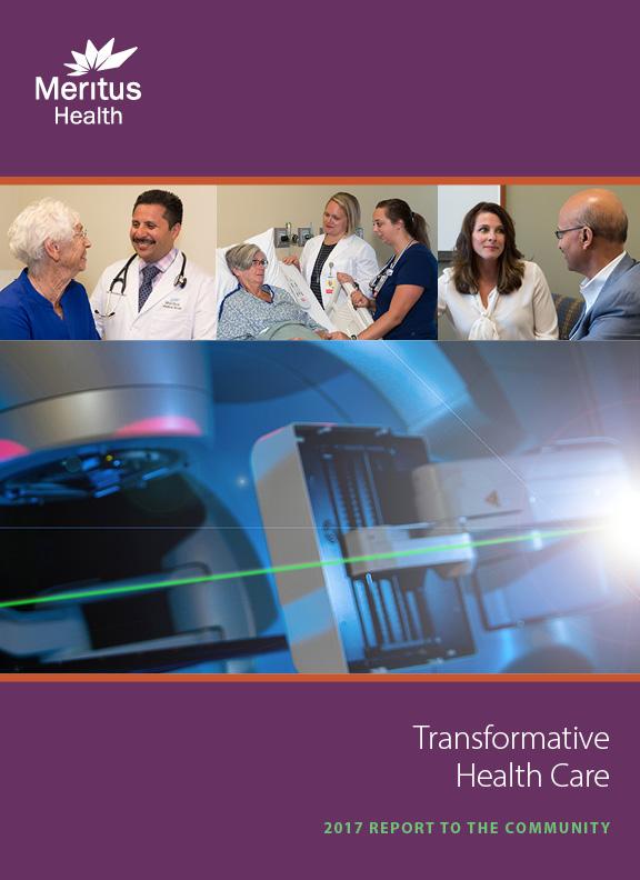 Meritus Health Annual Report 2017