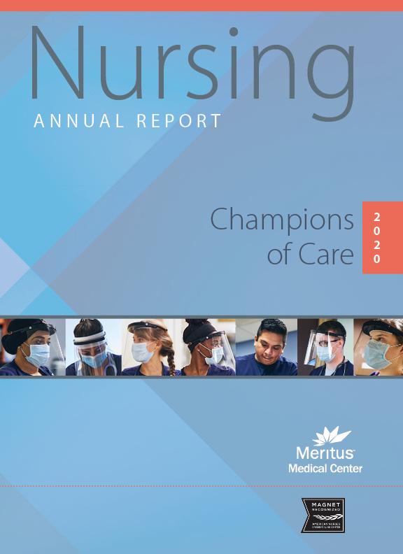 Nursing Annual Report